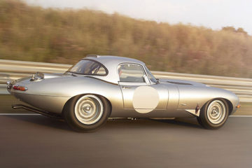 Jaguar E-Type Light Weight