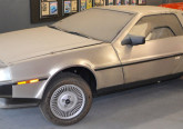 Delorean DMC-12 Time-Warped