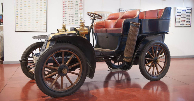 Renault Tipo G 8 HP