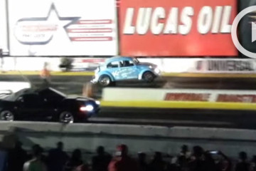 video vw beetle mustang octavo milla