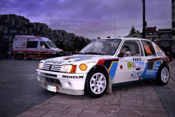 III Gr.A Legend Rally Asturias 2015