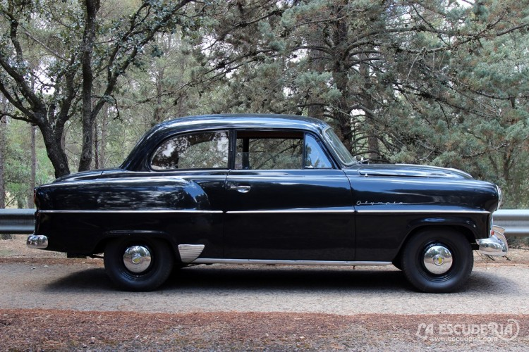 Opel Rekord coupe 1950