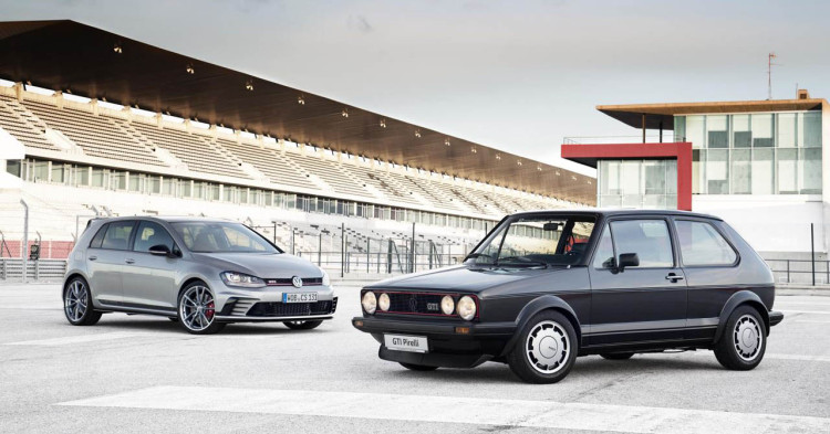 golf gti clubsport aniversario