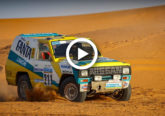 video nissan patrol fanta limon