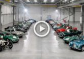 video aston martin collection st athan