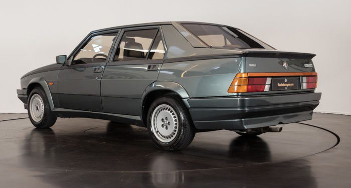alfa romeo 75 turbo for sale