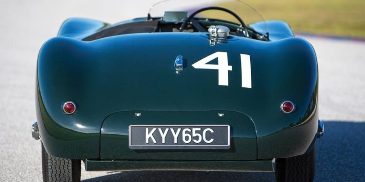 jaguar c-type shoteby´s