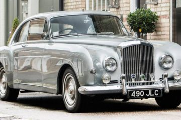 bentley s1 continental steel saloon