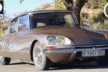 video citroen ds 21