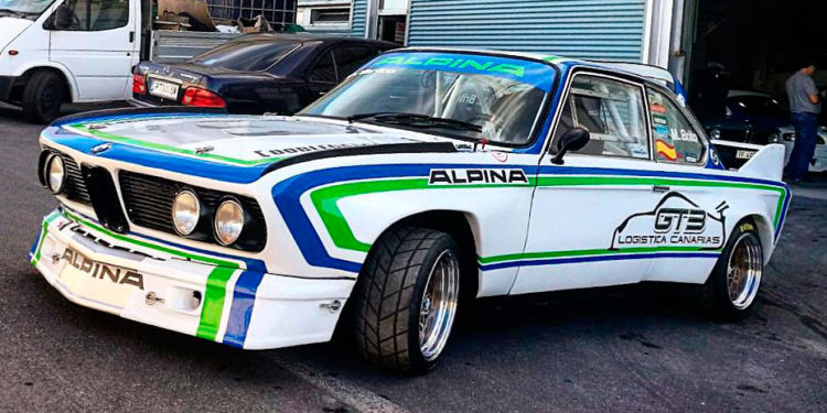 bmw 3.0 csl batmobile alpina
