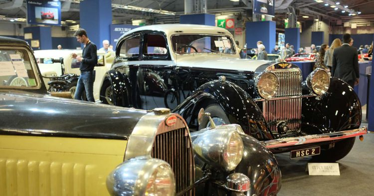 retromobile 2018 cronica
