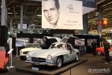 retromobile paris 2018