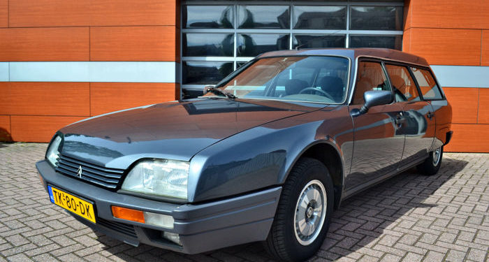citroen cx ranchera venta