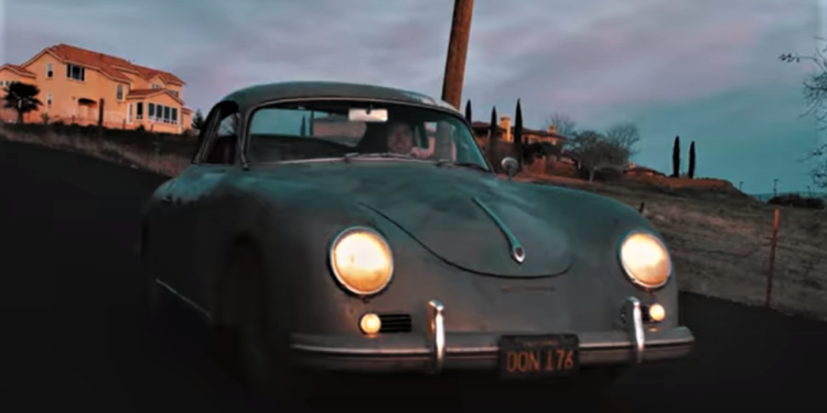 matt hummel porsche patina rat 356