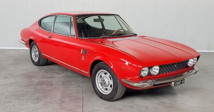 fiat dino for sale