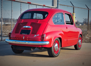 fiat 600 angry mosquito mazda 12a rotativo restmod