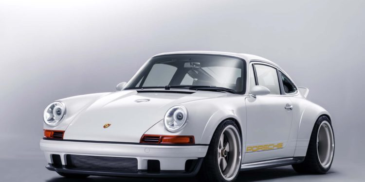 porsche 911 singer williams dls sonido