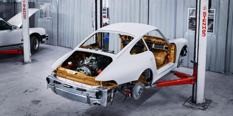 porsche 911 air cooled refrigerado por aire 2018 porsche classic project gold