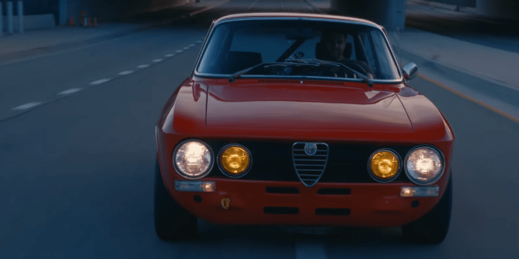 video sonido 1971 alfa romeo 2000 GTV