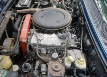 1977 fiat 130 armoured for sale