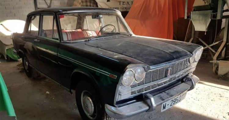 fiat 2300 for sale