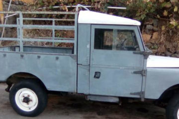 land rover 109 s1 for sale