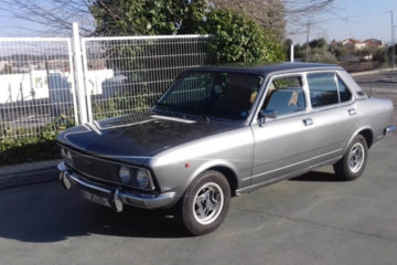 seat fiat 132 1973 for sale