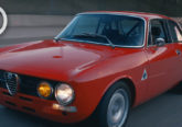 alfa romeo 2000 GTV video sonido