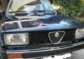 alfa romeo alfetta 2.0 for sale