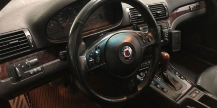 bmw e46 alpina cabriolet for sale