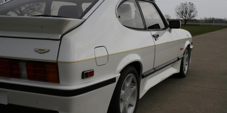 ford capri tickford turbo