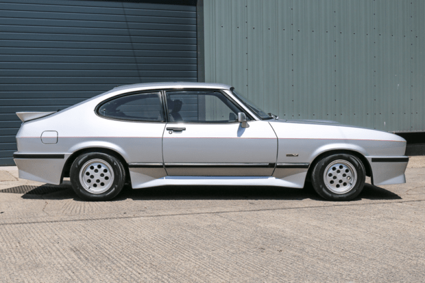 ford capri tickford aston martin