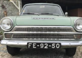 ford cortina mk1 2 door por sale