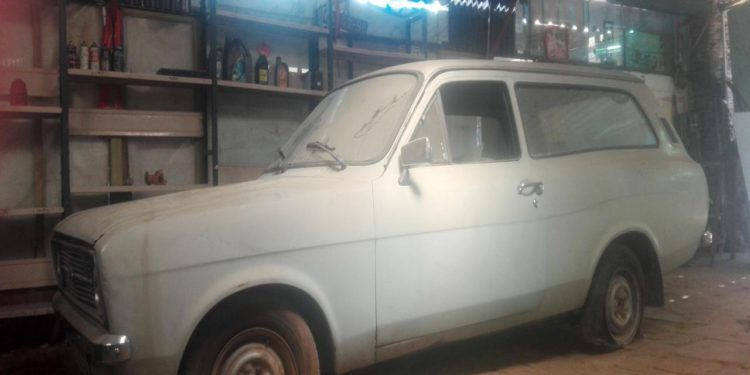 ford escort mk2 station wagon for sale