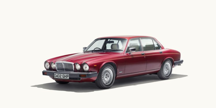jaguar xj 50 years