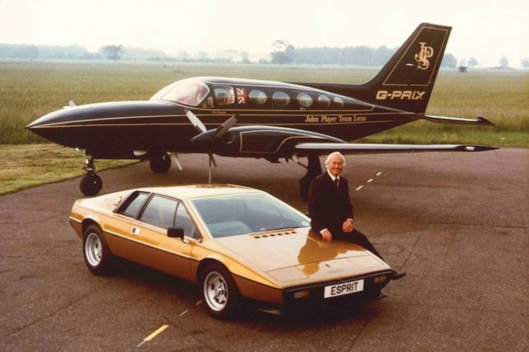 colin chapman bbc documental