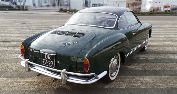vw karmann-ghia
