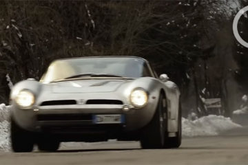 iso a3c bizzarrini 5300 video