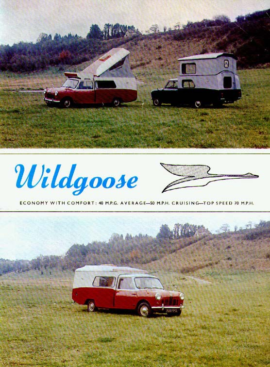 mini van wildgoose