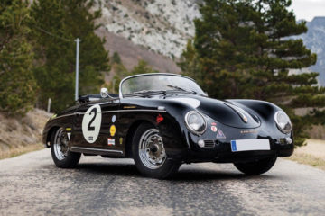 porsche 356 outlaw modificado