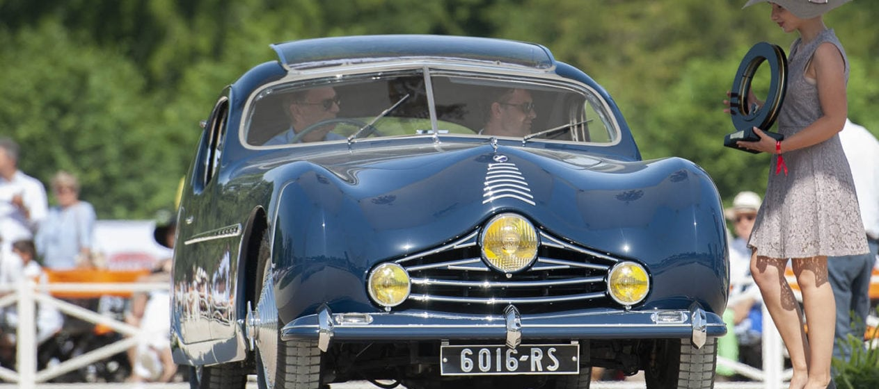 Chantilly Concuros d' Elegance