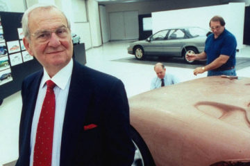 Muere Lee Iacocca