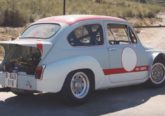 abarth 1000 tcr replica