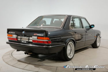 bmw alpina turbo