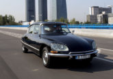 55 Aniversario Citroen DS en Salon Classic Madrid