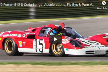 ferrari 512s sonido video