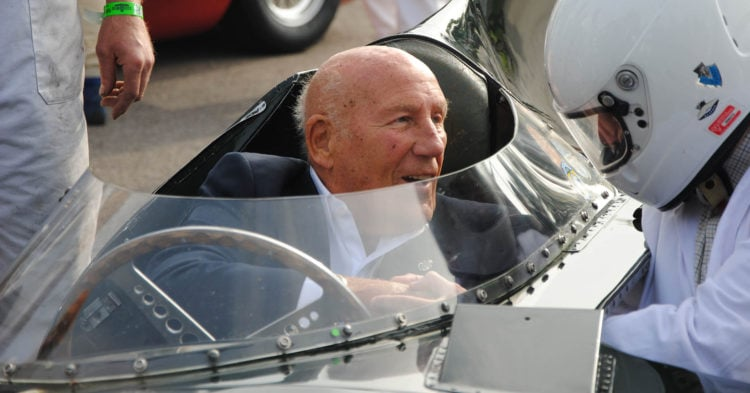 stirling moss fallece