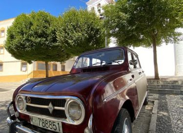 renault 4 cannage